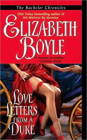 Ebook Love Letters From a Duke by Elizabeth Boyle DOC!