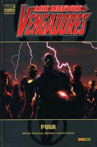 Los Nuevos Vengadores, tomo 1: Fuga (Marvel Deluxe: Los Nuevos Vengadores, #1)