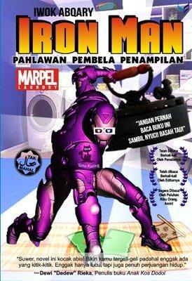 Iron Man: Pahlawan Pembela Penampilan