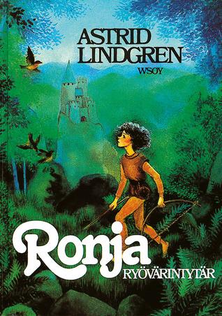 Ronja, ryövärintytär