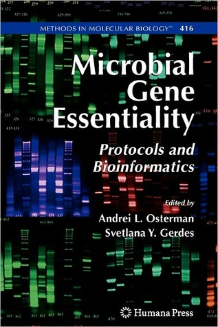 Microbial Gene Essentiality: Protocols and Bioinformatics