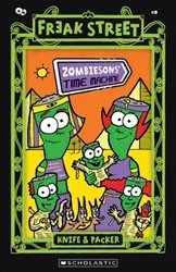 Zombiesons' Time Machine