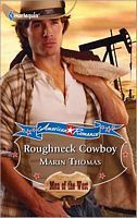 Roughneck Cowboy (Cartwright Siblings, #4)