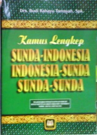 KAMUS BAHASA SUNDA LENGKAP EPUB