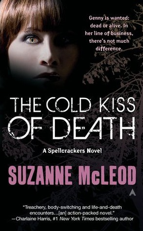 The Cold Kiss of Death by Suzanne McLeod