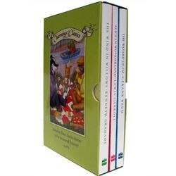 Charming Classics Box Set: Alice in Wonderland, The Wind in the Willows, The Wizard of Oz