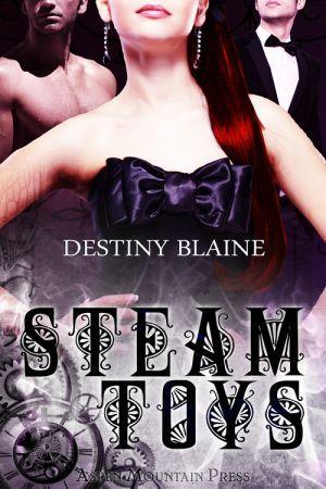 Steam Toys by Destiny Blaine