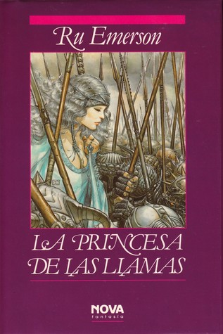 La princesa en llamas by Ru Emerson