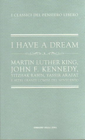 Ebook I have a dream by Martin Luther King Jr. PDF!
