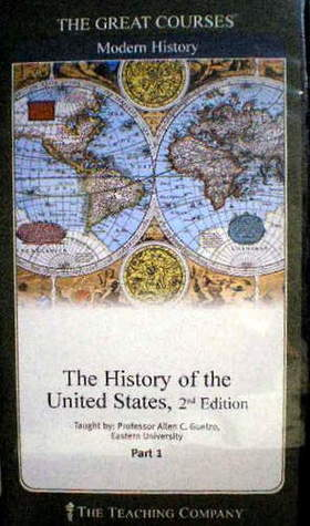 The History of the United States, 2nd Edition, 7 Parts, 84 Le... by Patrick N. Allitt