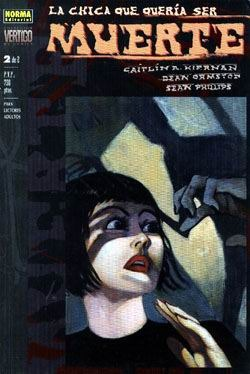 La chica que quería ser Muerte 2 de 2 (Colección Vertigo #108)