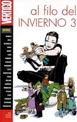 Vertigo: Al Filo del Invierno #3 (Colección Vertigo #154)