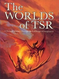 Worlds of TSR: A Pictorial Journey Through the Landscape of Imagination