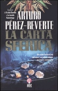 La carta sferica by Arturo Pérez-Reverte