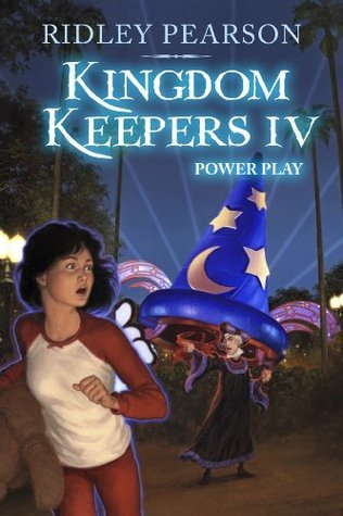 Power Play (Kingdom Keepers, #4)