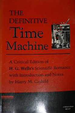 The Definitive Time Machine