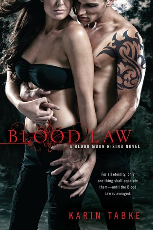 Blood Law by Karin Tabke