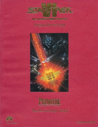 Star Trek Vi Undiscovered Country Script...