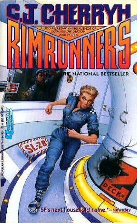Ebook Rimrunners by C.J. Cherryh DOC!