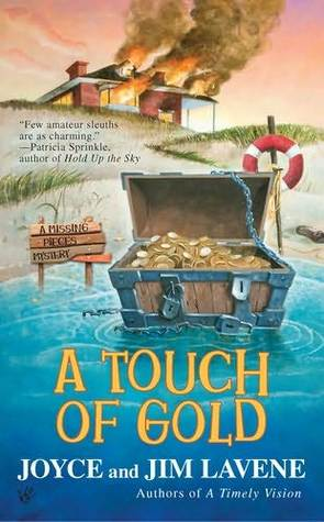 A Touch of Gold (A Missing Pieces Mystery, #2)