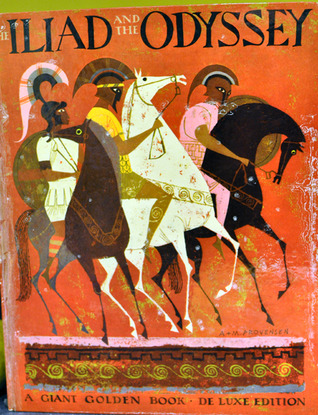 The Iliad And The Odyssey The Heroic Story Of The Trojan War The