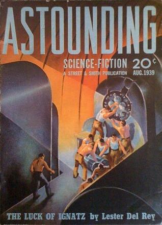 Astounding Science Fiction, August 1939