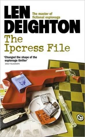 The Ipcress File (Secret File, #1)