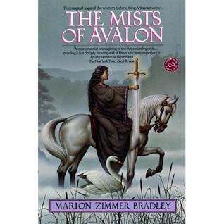 The Mists of Avalon (Books 1-4)