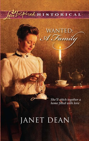 Ebook Wanted: A Family by Janet Dean DOC!