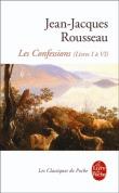 Les confessions, livres I à VI