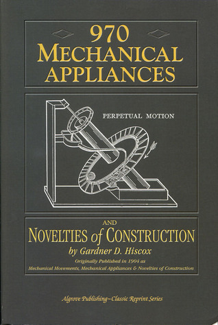 970 Mechanical Appliances And Novelties Of Construction