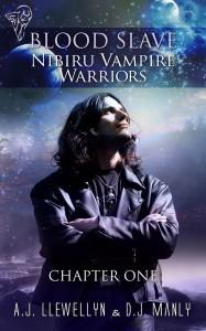 Blood Slave: Nibiru Vampire Warriors (Chapter #1)