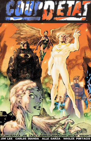 Authority/StormWatch/WildCATS: Coup d'Etat