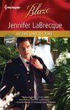 In the Line of Fire (Uniformly Hot!, #15)