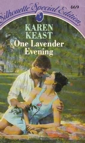 One Lavender Evening By Karen Keast