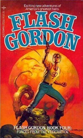 Flash Gordon, Number 4 by David Hagberg