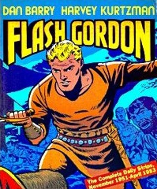 Ebook Flash Gordon The Complete Daily Strips 1951-1953 by Dan  Barry PDF!