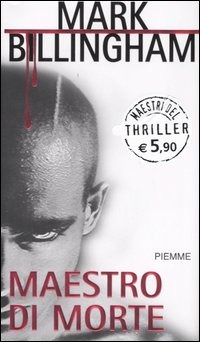 Maestro di morte (Tom Thorne, #3)