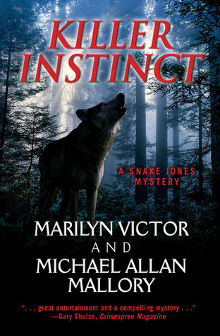 Killer Instinct by Marilyn Victor