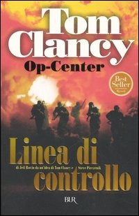 Linea di controllo (Tom Clancy's Op-Center, #8)