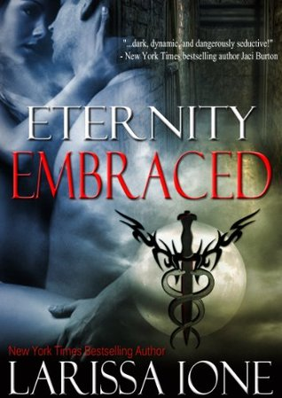 Eternity Embraced (Demonica #3.5)