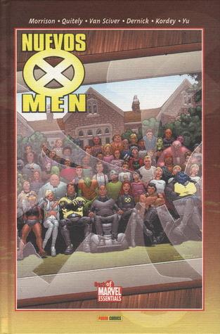 Nuevos X-Men #2: Imperial (New X-Men de Grant Morrison 2 de 7)