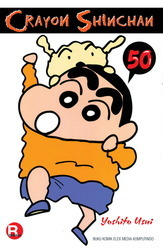 Crayon Shinchan, Vol. 50 by Yoshito Usui