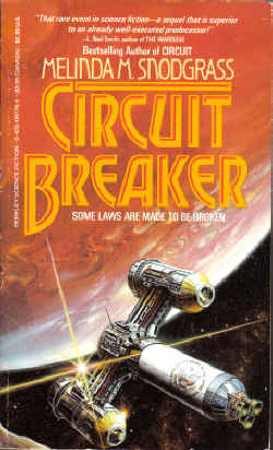 Ebook Circuit Breaker by Melinda M. Snodgrass PDF!