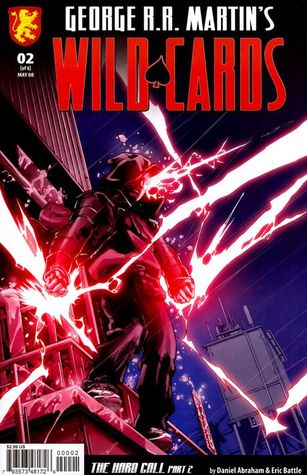 George R.R. Martin's Wild Cards: The Hard Call Part 2