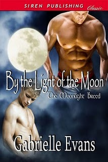 By the Light of the Moon by Gabrielle Evans