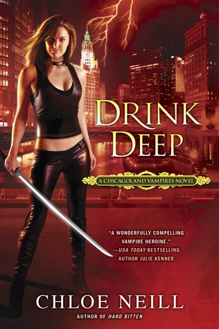 Book Review: Chloe Neill's Drink Deep