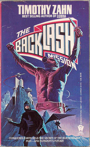 The Backlash Mission by Timothy Zahn