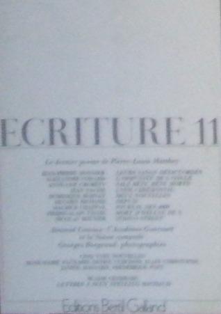 Ecriture 11