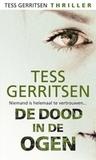 De dood in de ogen by Tess Gerritsen